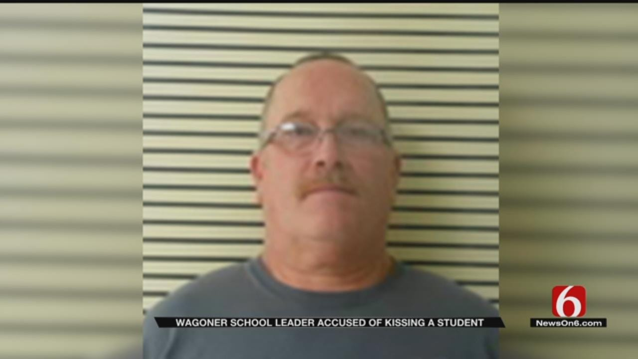 Wagoner Schools Official Charged With Two Counts Of Battery