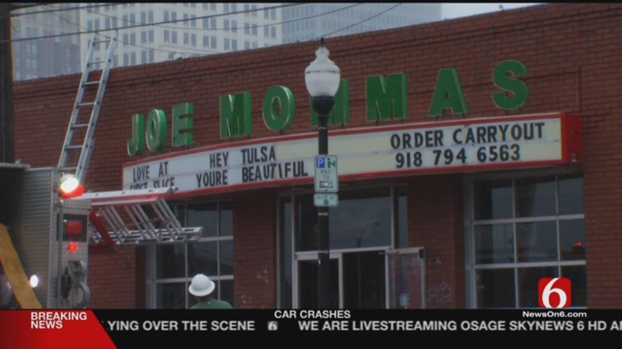 Joe Momma's Pizza Reopening In New Downtown Location This Weekend
