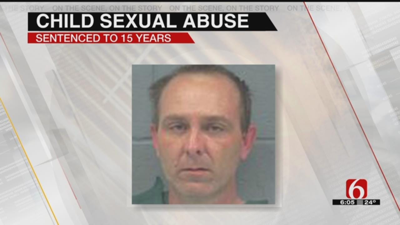 Former OK Preacher Sentenced For Child Sexual Abuse
