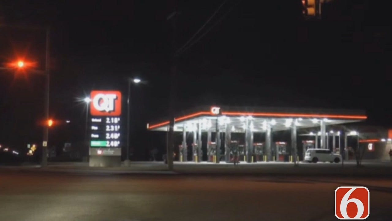 Dave Davis Reports On Tulsa Carjacking Attempt, Arrest