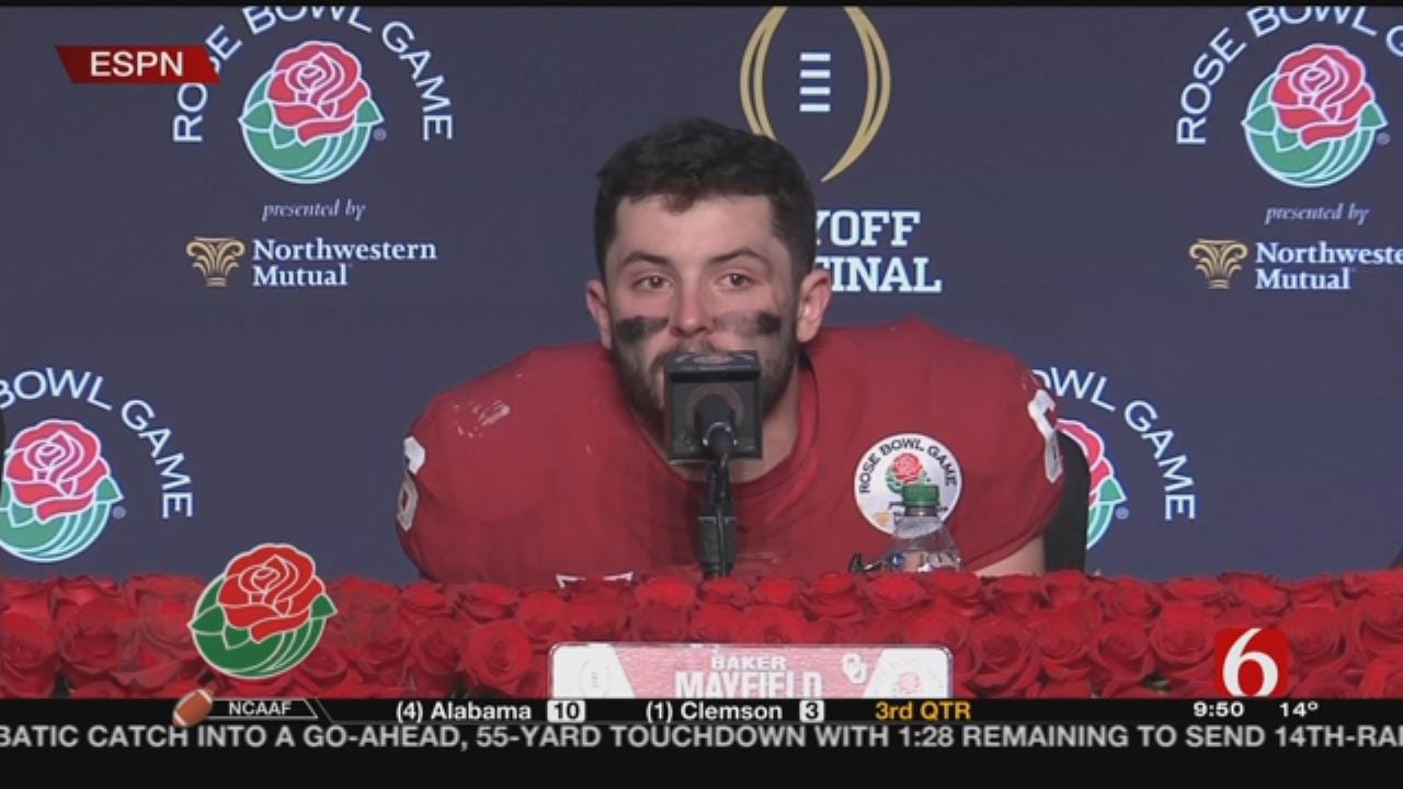 Rose Bowl: Sooners Suffer Loss To Georgia In 2OT Thriller