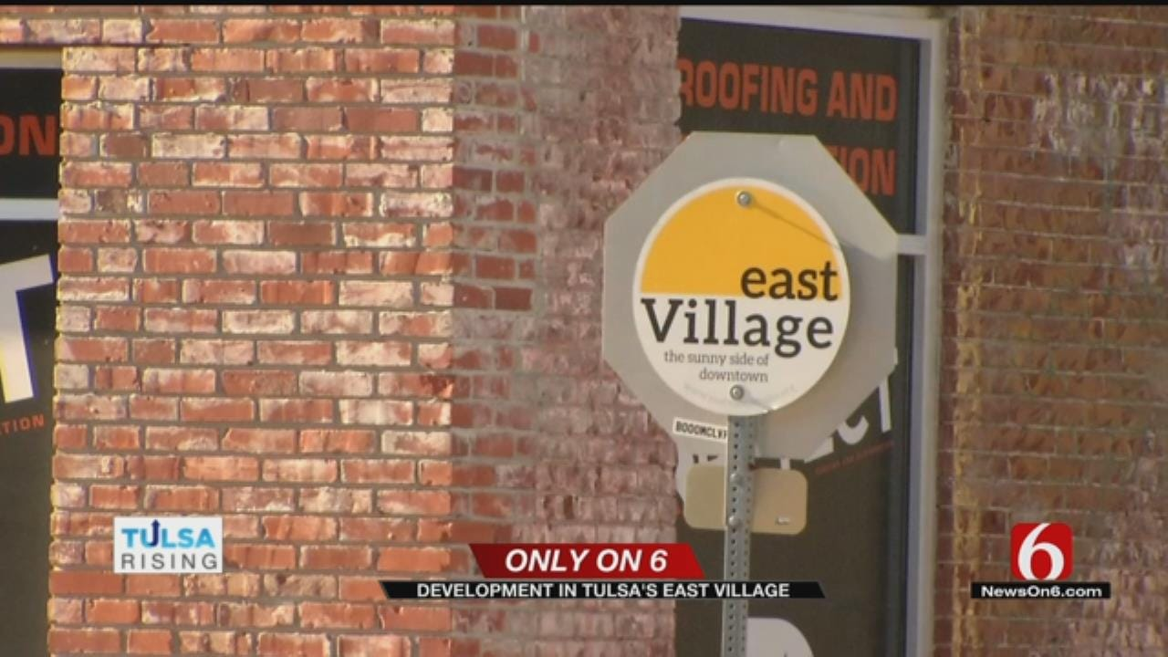 Developer Has Big Plans For Empty Building In Tulsa's East Village