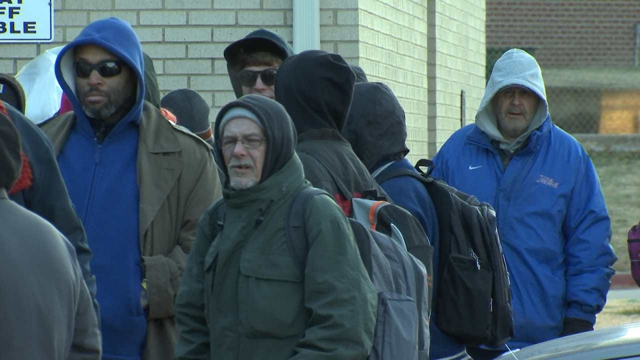 Big Need For Warming Centers As Temps Plummet