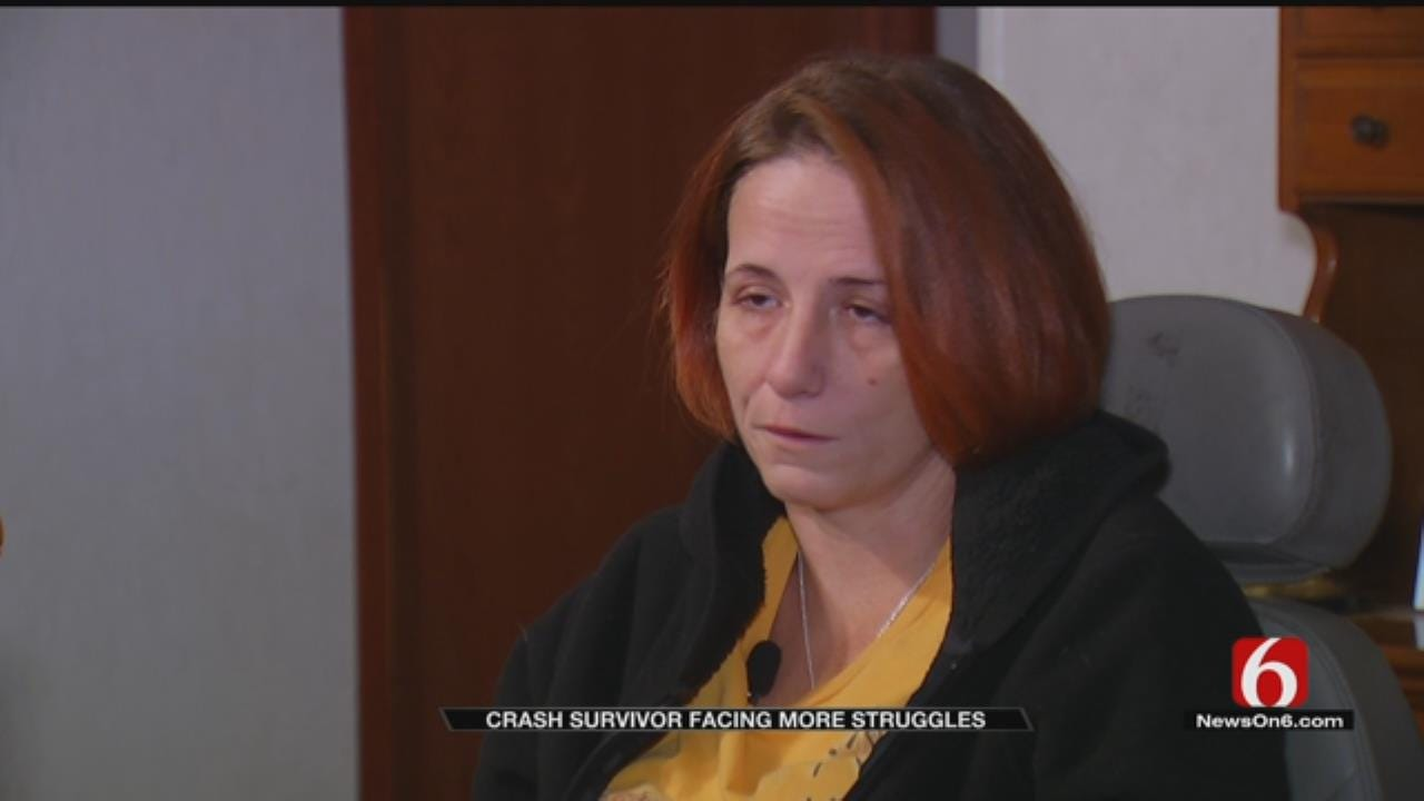 Tulsa Woman Struggling After Motorcycle Crash That Killed Boyfriend