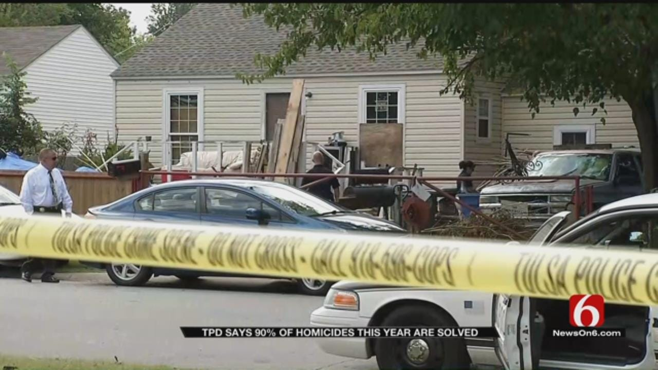 2017 Homicides In Tulsa One Shy Of Record Set Last Year