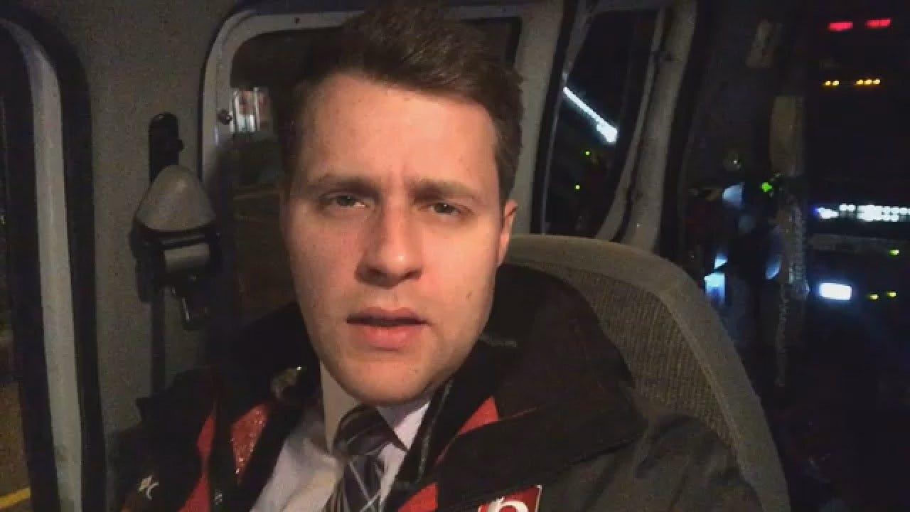 Dave Davis Reports On Pittsburg County Shooting
