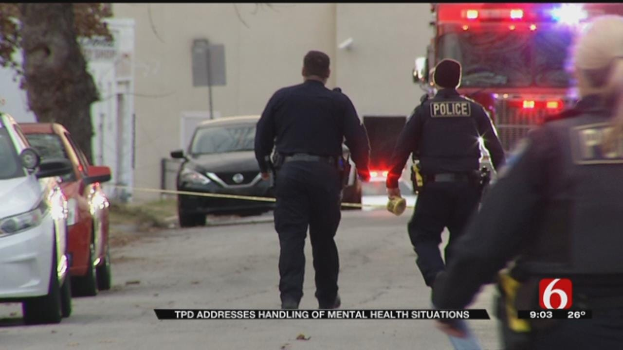 TPD Responds To Mother Of Man Shot, Killed By Police
