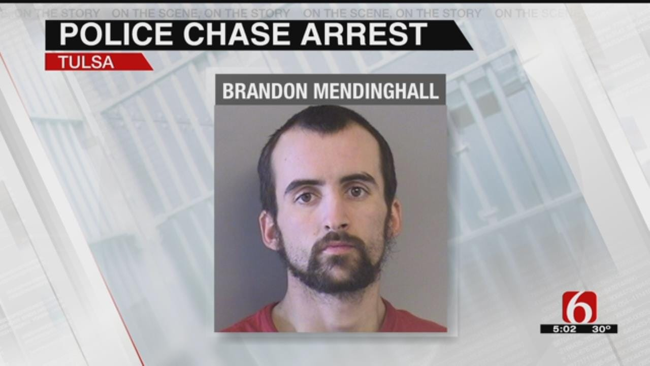 Police Identify Second Suspect In Chase, Shooting Involving TPD