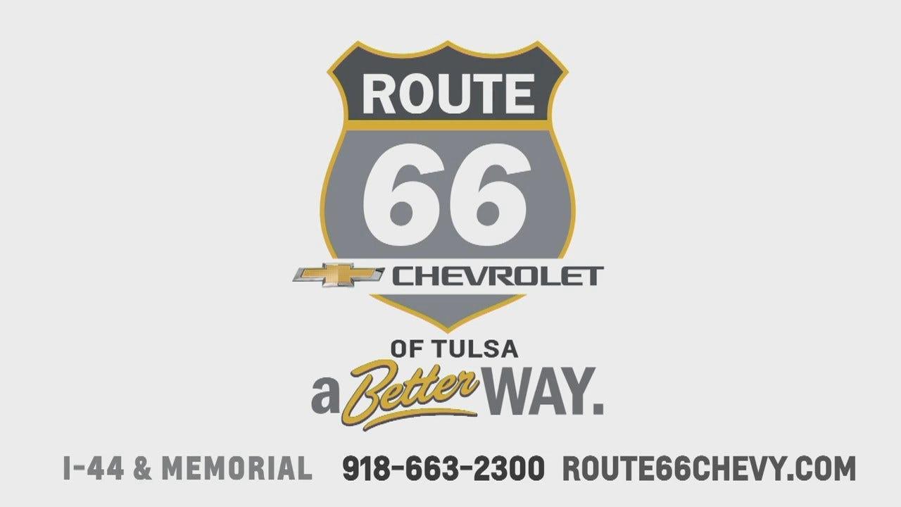 Rt 66 Chevy: Happy Holidays Preroll - 12/17