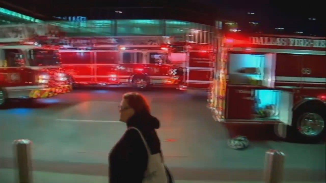 WEB EXTRA: Video Inside Dallas Love Field