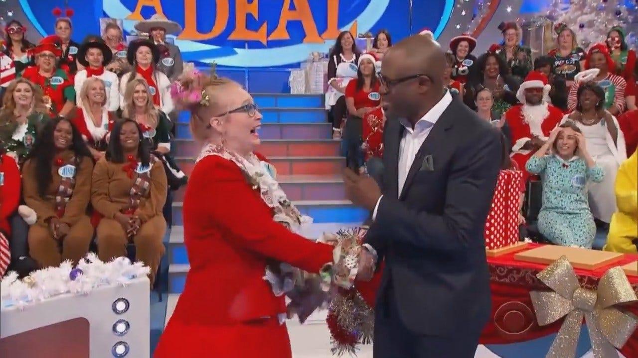 WEB EXTRA: CBS' Lets Make A Deal Thursday Show Video