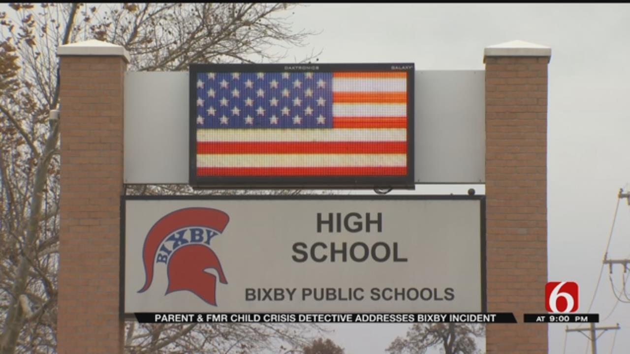 Bixby Parent Defends School Board