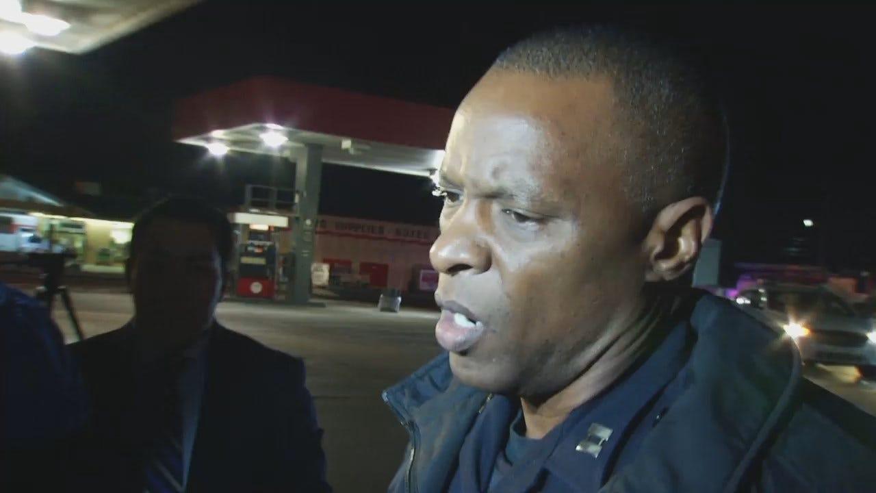 WEB EXTRA: Tulsa Police Captain Malcolm Williams