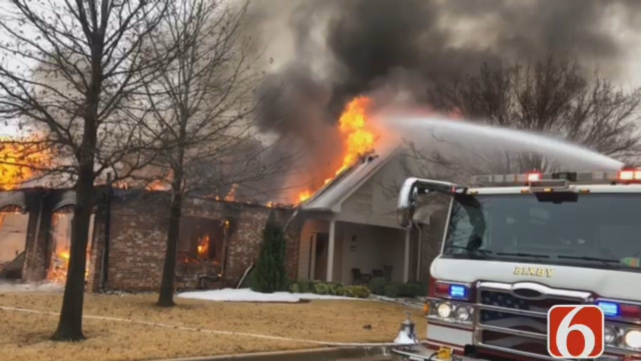 Emory Bryan: Bixby Retirement Home Unit Catches Fire