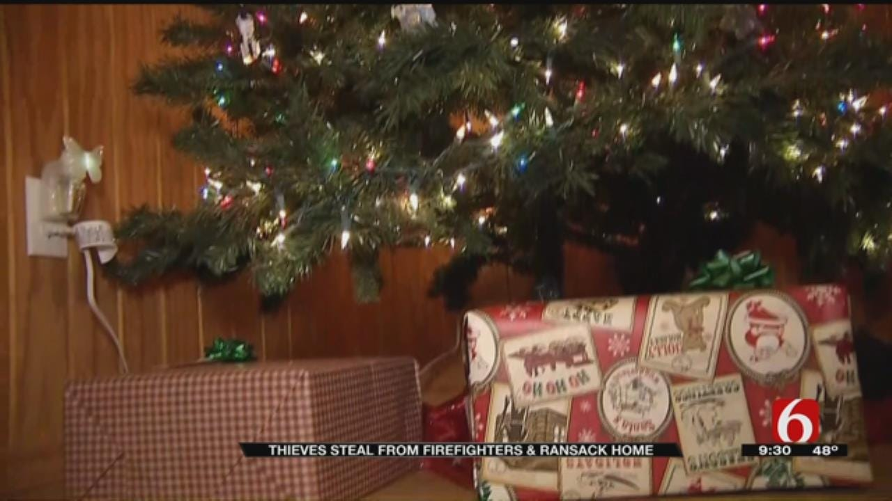 Thieves Take Christmas Presents, Guns From Osage County Couple's Home