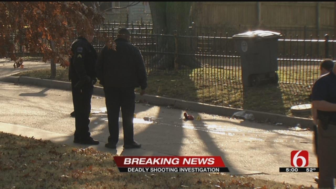 Man Dies After Being Shot In The Head; Tulsa Police Seek Suspects