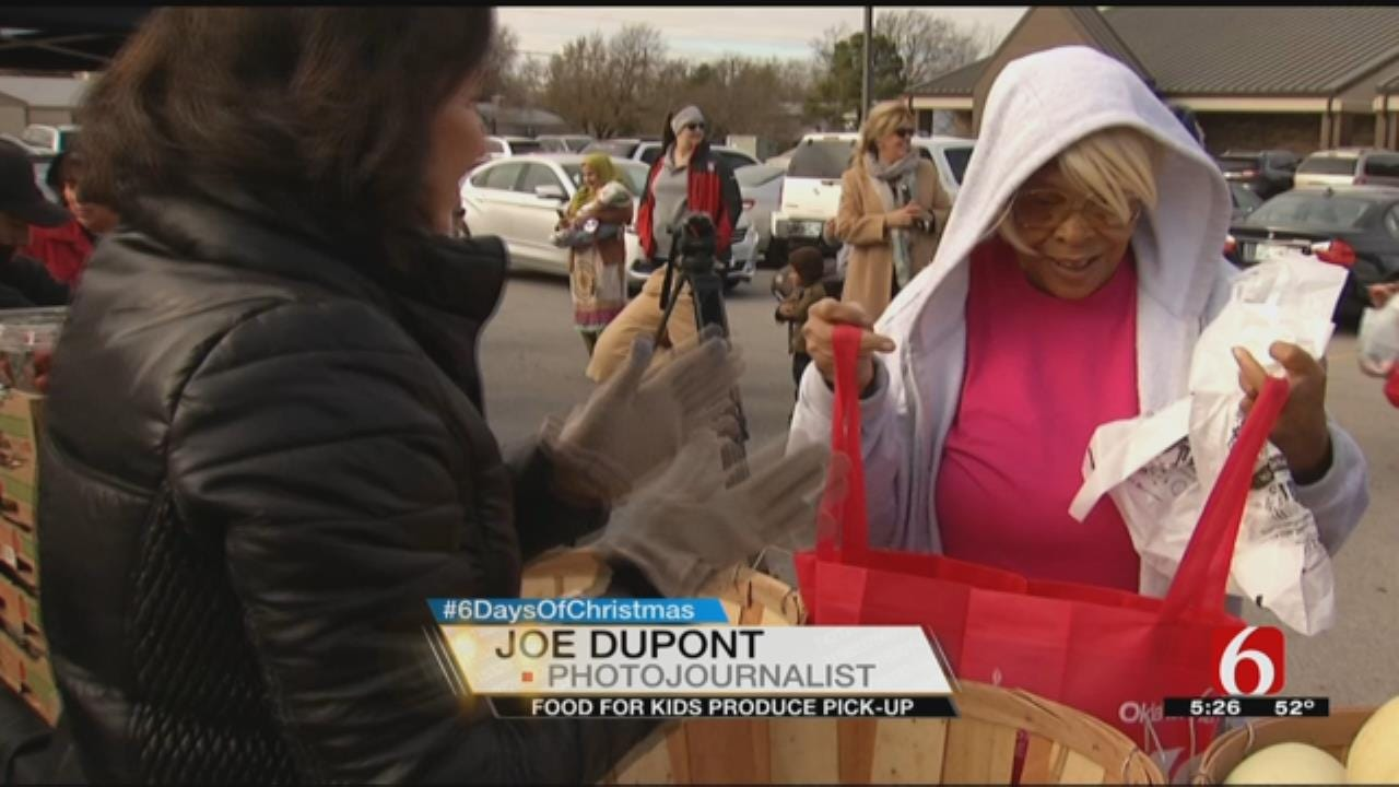 Food For Kids Program Aims To End Childhood Hunger