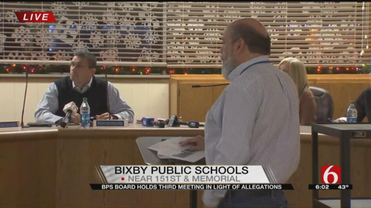 Bixby School Board To Field Public Questions On Football Team Assault Allegations