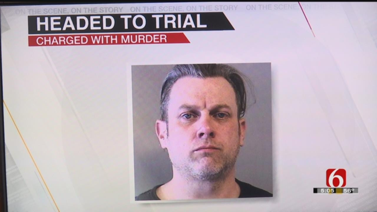 Tulsa County Judge Denies Stand Your Ground Defense In Fatal Shooting