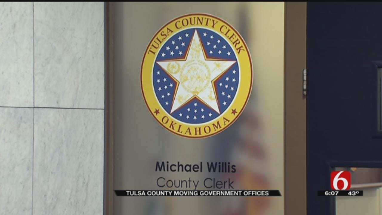 Tulsa County Wants To Move Offices Out Of Courthouse And Into New Building