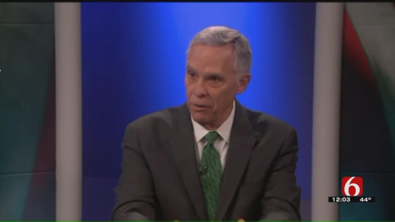Tulsa Rally To Push For OU Regent Kirk Humphreys' Resignation