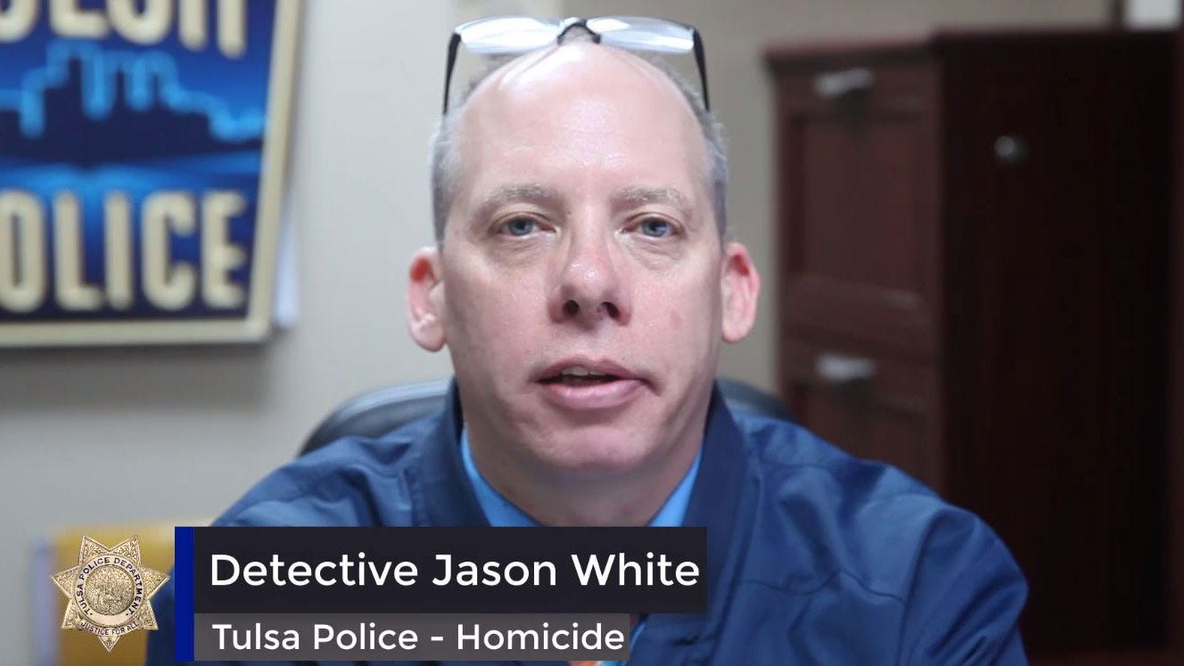 TPD Uses Social Media Push For Cold Case Information
