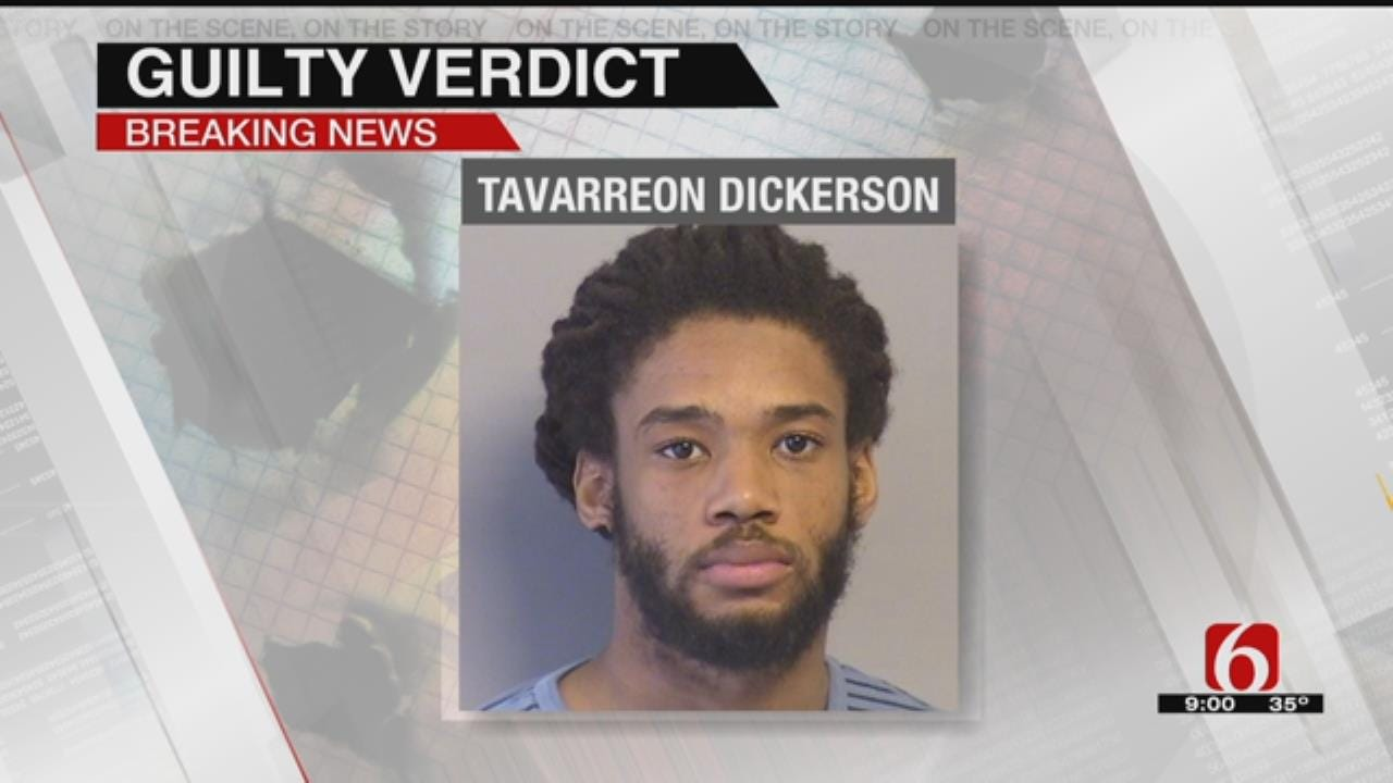 Jury Finds Ex-TU Football Player Guilty In Child Abuse Murder Trial