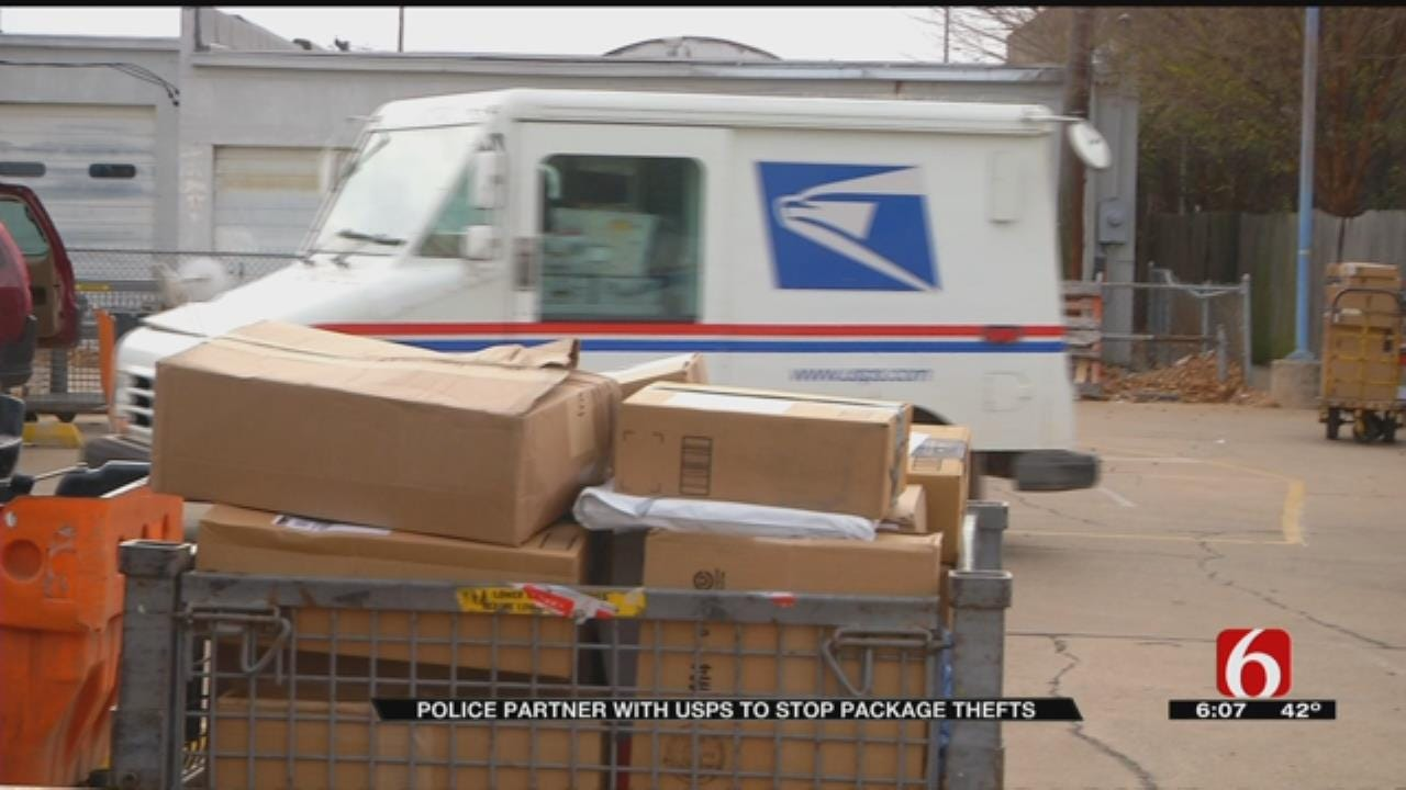 Norman Police Catching Package Thieves