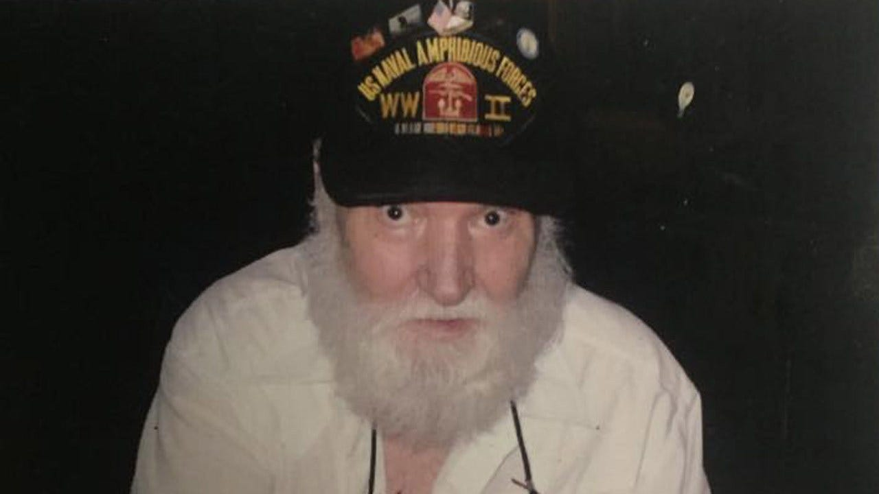 WWII Navy Veteran Honored At Funeral