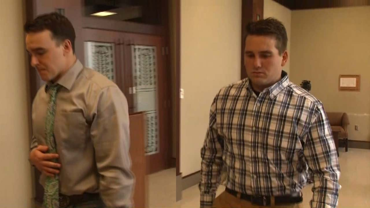 Dave Davis Reports On Shriver Brothers Sentencing