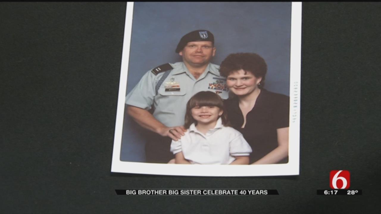 Big Brothers, Big Sisters Celebrates 40 Years In Oklahoma