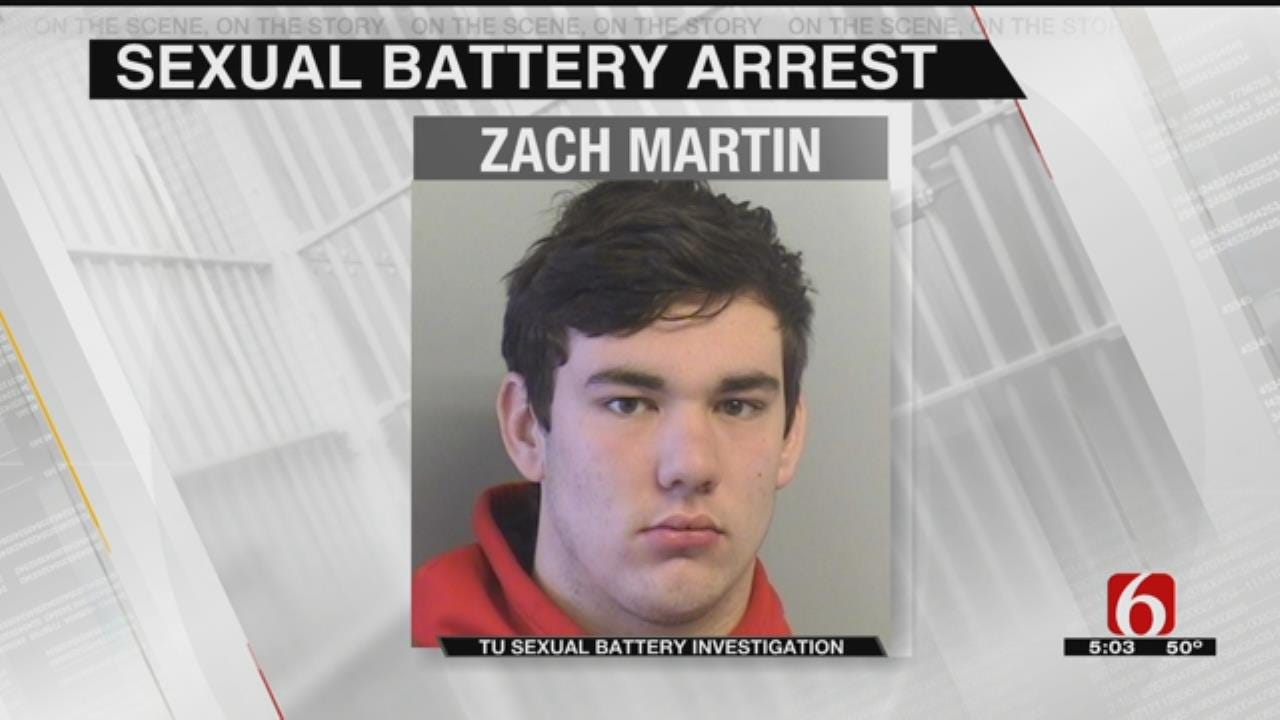 University Of Tulsa Student Could Be Connected To Several Sexual Battery Cases