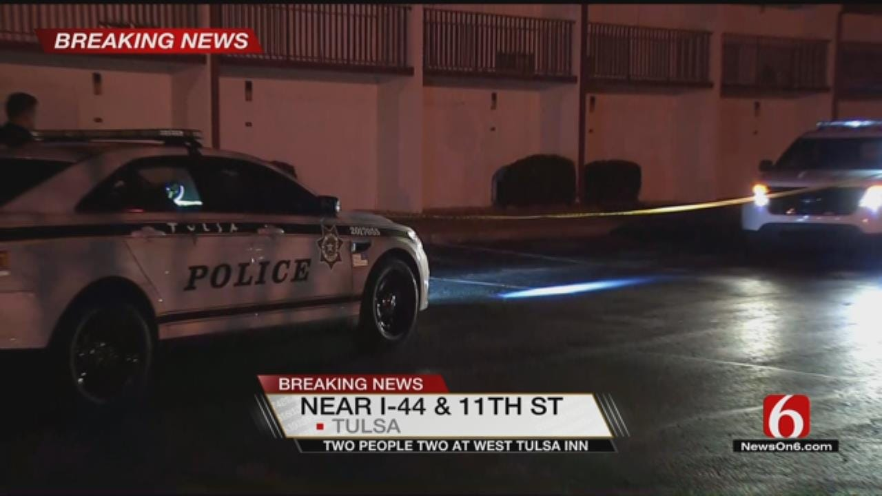 Two Injured In Shooting At East Tulsa Inn