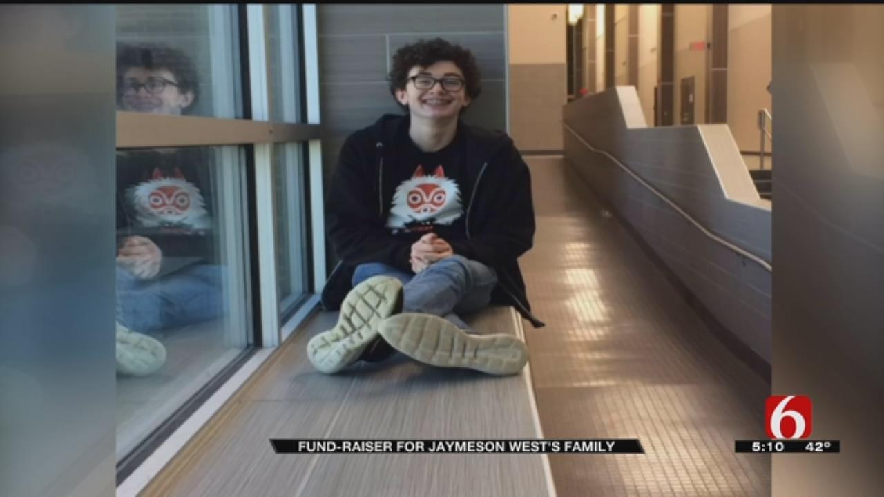 Chili's Holding Fundraiser To Help Broken Arrow Family