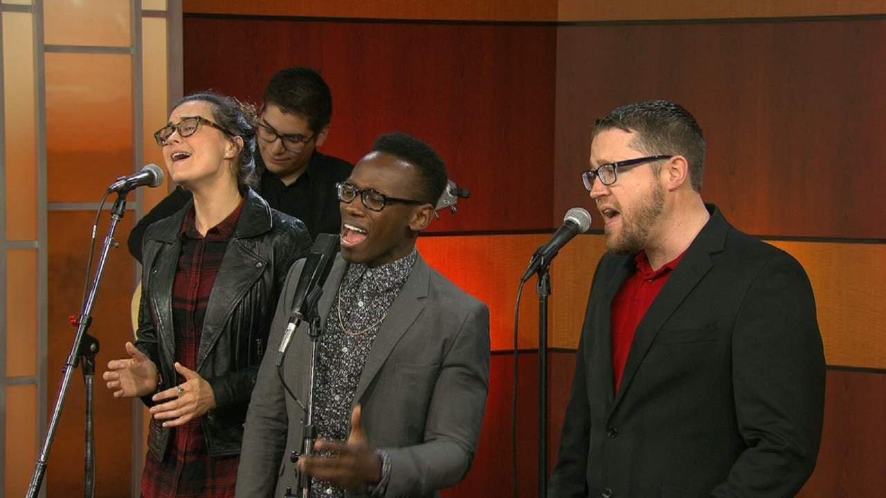 Brian Nhira & Friends Perform 'What Child Is This'