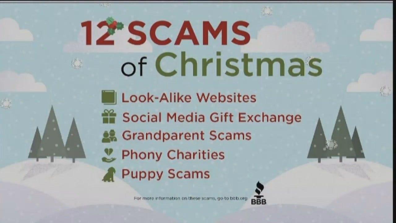 BBB Of Oklahoma Warns Of '12 Scams Of Christmas'