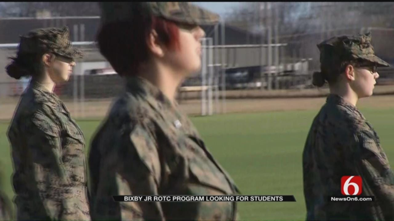 Bixby JROTC Program In Danger Of Shutdown