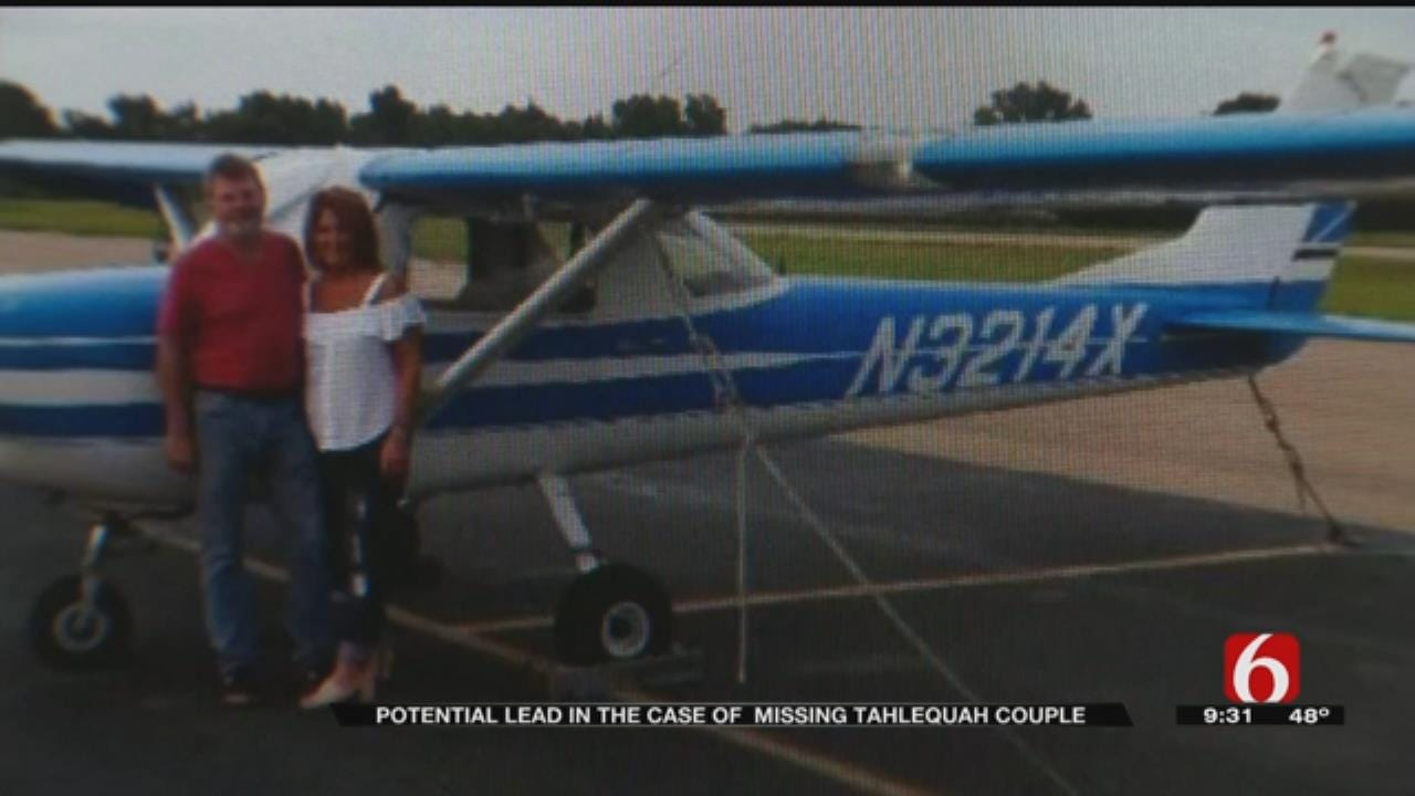 Search Continues For Tahlequah Native, Fiance Who Disappeared In Bahamas