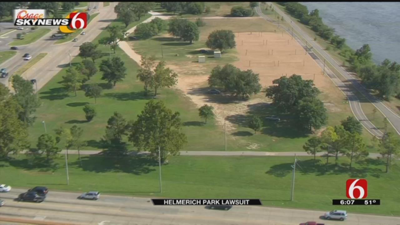 Tulsa's Helmerich Park Development Still Underway, Despite Backlash