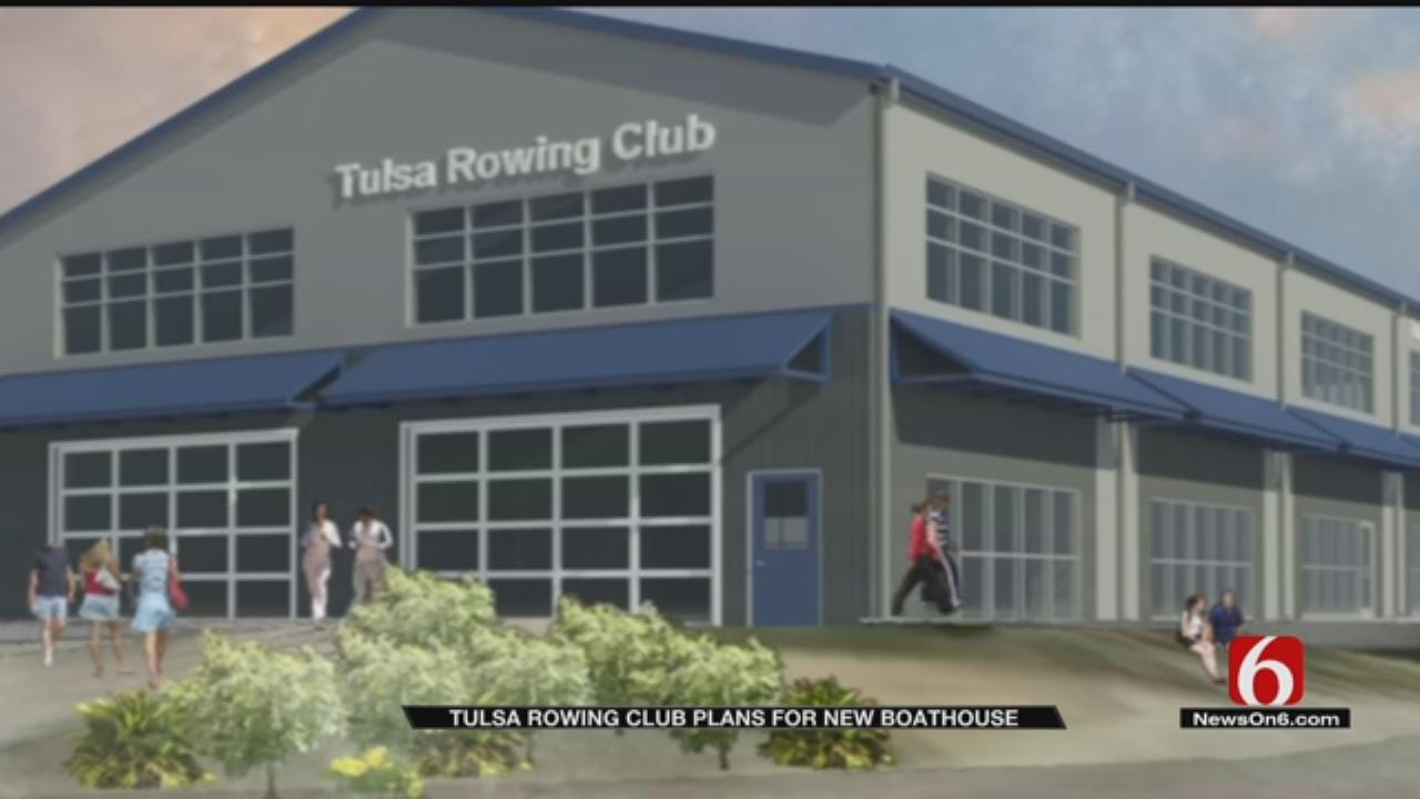 Tulsa Rowing Club Raising Money For New Boathouse