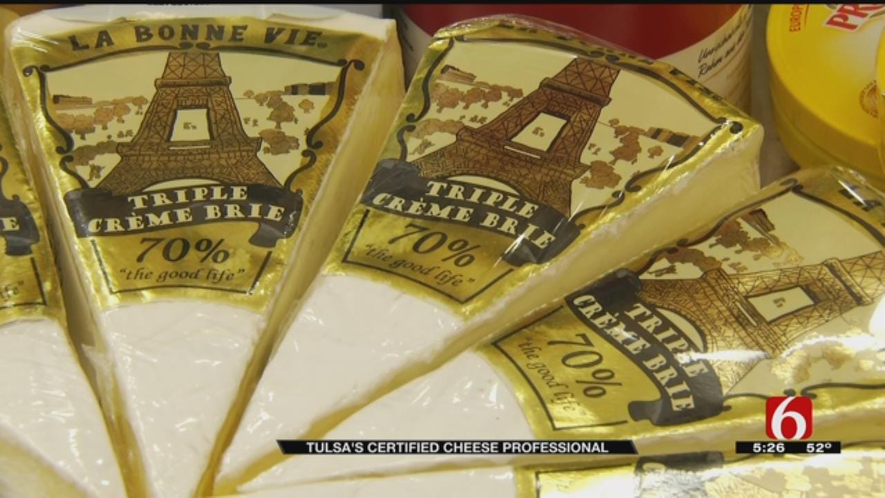 Tulsa's Certified Cheese Professional Guides Customers To Right Choice