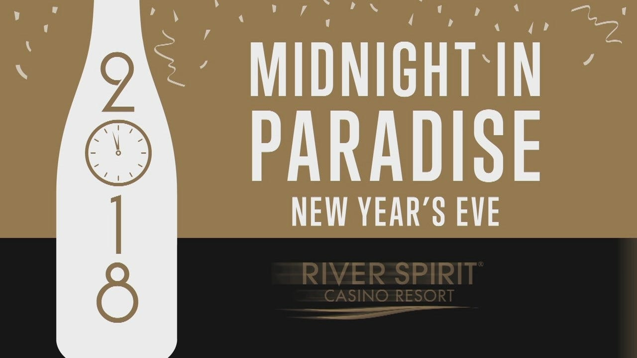 River Spirit Casino: NYE Preroll - 11/17