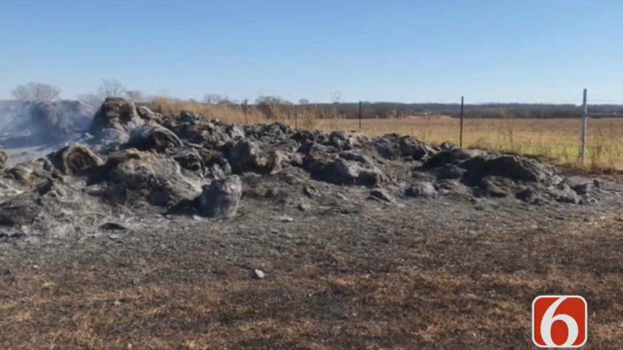 Emory Bryan: Suspicious Fires Set Near Eufaula