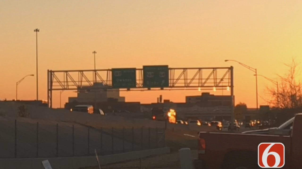 Joseph Holloway Reports On Ramp Closures At 169 And The BA