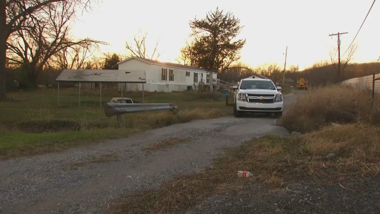 WEB EXTRA: Video From Scene Of TCSO Standoff In Turley