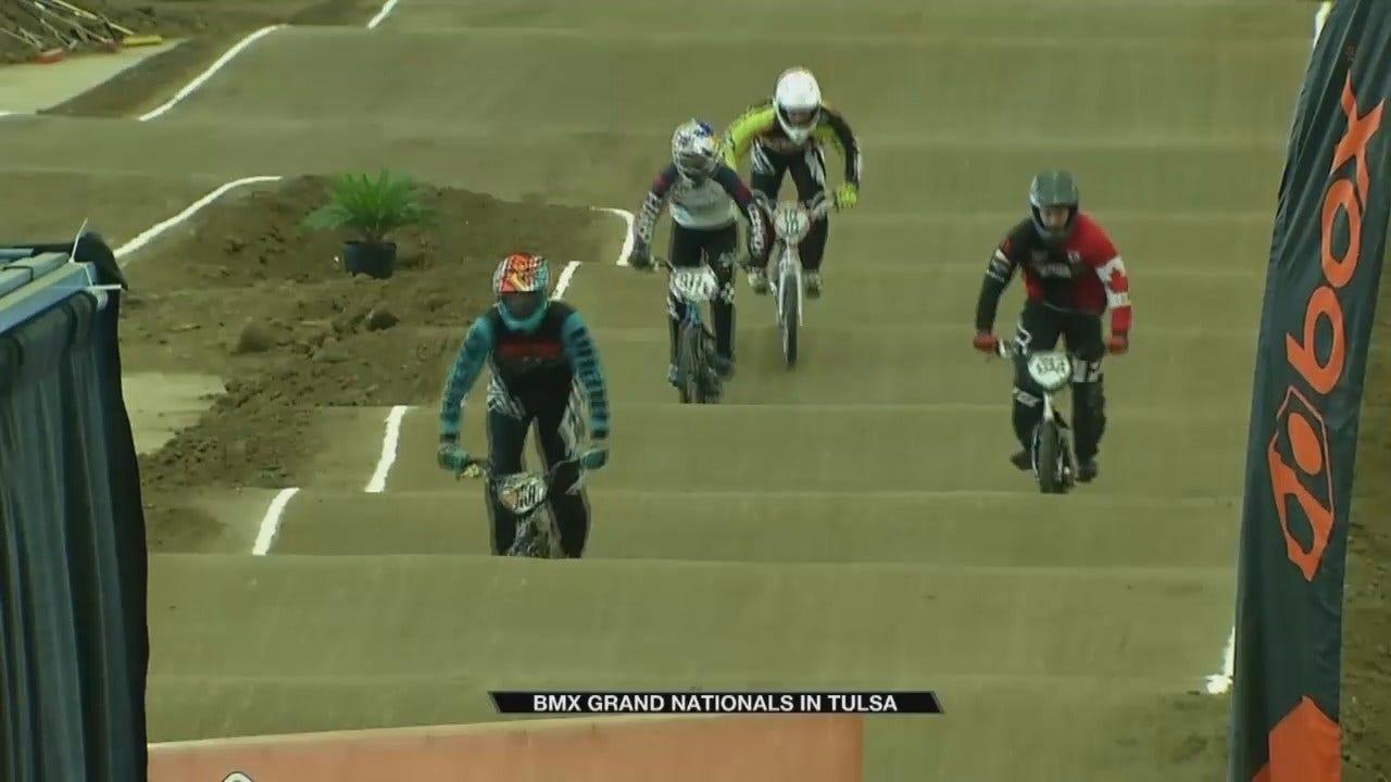 BMX Grand Nationals Take Over Tulsa Expo Square