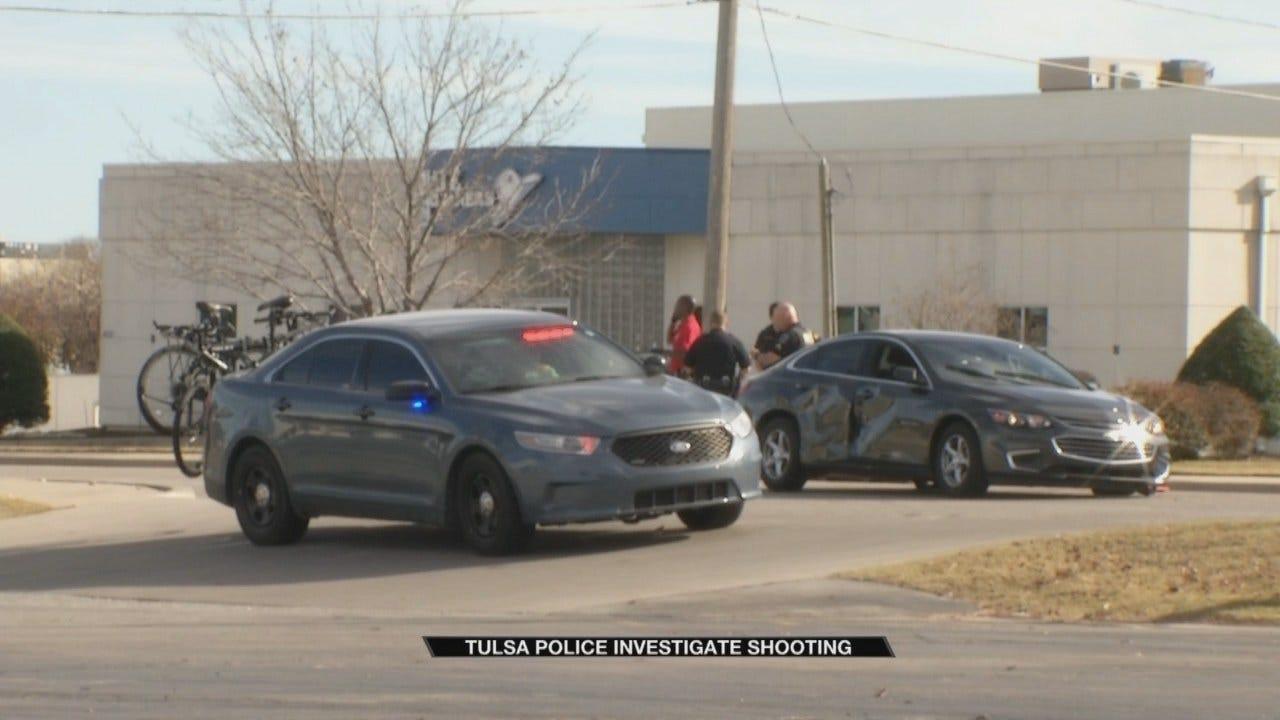 Shooting At Tulsa Apartment Leads To Car Crash