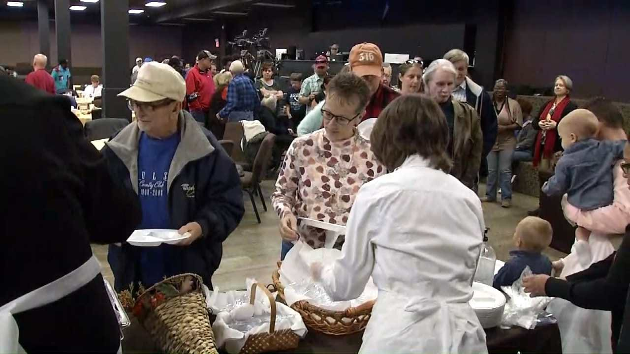 Tulsa Groups Provide Free Meals On Thanksgiving
