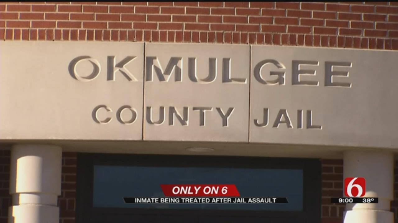 Inmate Assaulted At Okmulgee County Jail