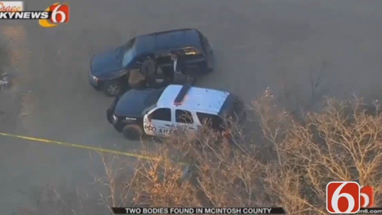 Dave Davis: Update On Bodies Found In McIntosh County